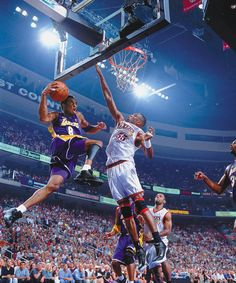 Up And Under, '01 Finals.