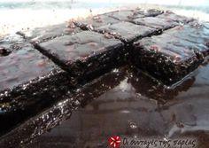 Σοκολατογλυκό της Αργυρώς recipe main photo Sweets Recipes, Cake Recipes, Cooking Recipes, Greek Cookies, Cake Cookies, Sweet Corner, Chocolate Sweets, Brownie Cake, Pastry Cake