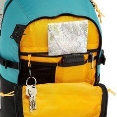 Senderismo Material y Servicios Deportes Montaña, Camping - mochila E 22 XC QUECHUA - Mochilas y accesorios de Senderismo