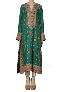 Colors & Crafts Boutique™ offers unique apparel and jewelry to women who value versatility, style and comfort. For inquiries: Call/Text/Whatsapp Pakistani Formal Dresses, Pakistani Outfits, Indian Dresses, Indian Outfits, Ethenic Wear, Eastern Dresses, Desi Clothes, Kurta Designs, Latest Outfits