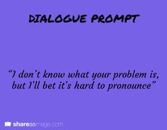 what'syourproblem