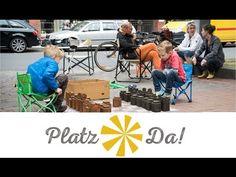 PlatzDa! | Die Initiative zur Förderung einer lebenswerten Stadt