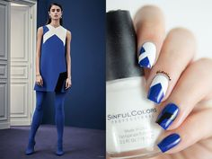 Fashion Friday – Versace Pre-Fall 2015  http://didolines-nails.com/2015/01/fashion-friday-versace-pre-fall-2015.html/