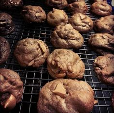 triple chocolate chunk cookies - soft, super chocolatey cookies! I ...