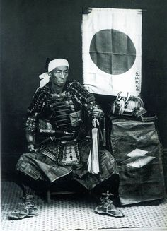 「日本最後の侍たち」江戸後期から明治の時代に撮影された武芸者たちの写真いろいろ - DNA