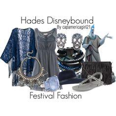 Hades Disneybound by capamericagirl21
