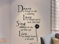 Image result for cute quotes to put on the walls girls bedroom