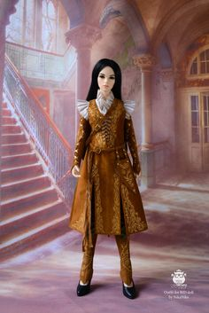 Outfit for bjd Iplehous SiD. Tauriel The Hobbit.
