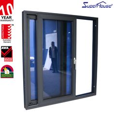 superhouse aluminium automatic sliding patio door with fly screen gate slide and stack glass door