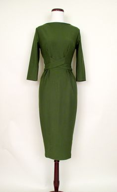 Mad Men Joan Holloway Dress | Catnip Reproduction Vintage Clothing
