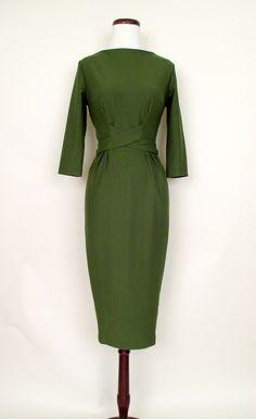 Mad Men Joan Holloway Dress | Catnip Reproduction Vintage Clothing