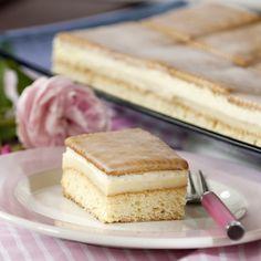 Zitronen-Butterkeks-Kuchen