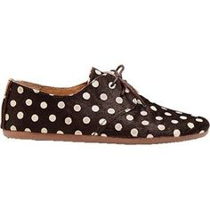 cute polka dots! Have wanted these forever!