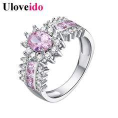 Find More Rings Information about 2016 New arrive Multicolor Cubic Zirconia Rings for Women Vintage Rings Anel Feminino Ring with Stones Jewellery Uloveido J558,High Quality ring vampire,China ring biker Suppliers, Cheap ring collar from Uloveido Official Store on Aliexpress.com