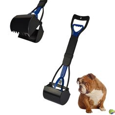 Long Handle Portable Pet Dog Pooper Scooper -- Continue to the product at the image link. (This is an affiliate link and I receive a commission for the sales) #MyDog
