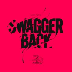 Swagger Back by André Beato