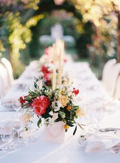 Linen: La Tavola Fine Linen Rental - http://www.stylemepretty.com/portfolio/la-tavola-fine-linen Wedding Dress: Ca'Rousel Bridal - http://www.stylemepretty.com/portfolio/carousel-bridal Event Design: Atrendy Wedding - http://www.stylemepretty.com/portfolio/atrendy-wedding   Read More on SMP: http://www.stylemepretty.com/2017/01/16/eloping-never-looked-so-pretty/
