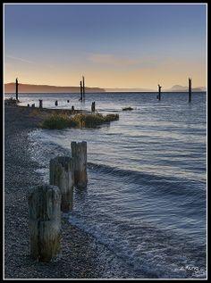 Camano Island, Washington. For some reason I feel that this is my future....hmmm....