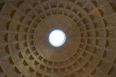 Cúpula de El Panteón, Roma setiembre, 2015