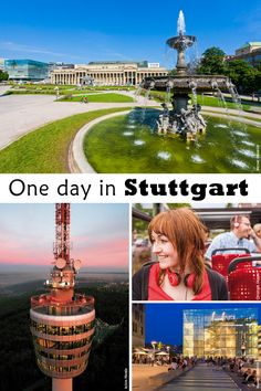 What do to in #Stuttgart in one day? We've got some tips for you...