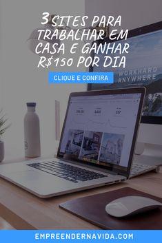Online Cash, Marketing Digital, Personal Development, Insight, It Works, Business, Studio, Google Chrome, Make Money From Internet