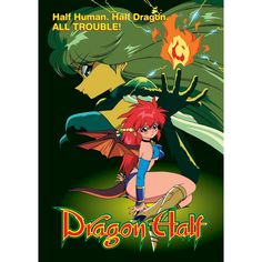 Dragon Half Brand Name: Ingram Entertainment Mfg 875707009799 Shipping Weight: lbs Manufacturer: Genre: JAPANIMATION All music products are properly licensed and guaranteed authentic. Dragon Half, School Rumble, Manga Characters, Fictional Characters, Eastern Star, Dragon Slayer, Anime Dolls, Gurren Lagann, Ova