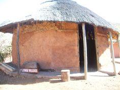 Gaabo Motho Cultural village South Africa