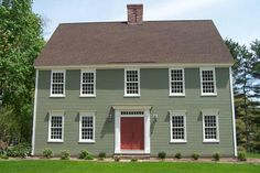 Classic Colonial Homes' Granby