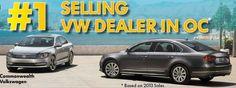 That's us! Here at Commonwealth VW we strive for the best. For new and used #Volkswagen dealers in #HuntingtonBeach, #Irvine and #SantaAna and for the best in both sales and service, visit Commonwealth VW! http://www.commonwealthvw.com/