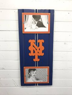 New York Mets Logo Coloring Page Design Pinterest Logos Picture Frame Holds 4