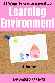 21 Ways to Optimise Your Young Child's Learning Environment at Home - Empowered Parents Preschool Kindergarten, Preschool Learning, Toddler Preschool, Preschool Activities, Child Development Stages, Early Learning Activities, School Readiness, Learning Through Play, Learning Environments