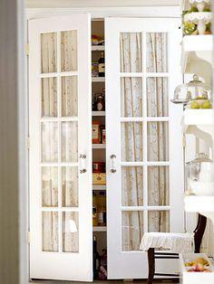 nice kitchen larder cupboard