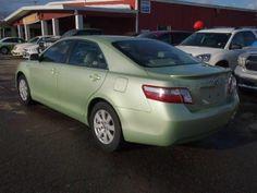 2009 Toyota Camry Hybrid, 76,794 miles, $15,000.