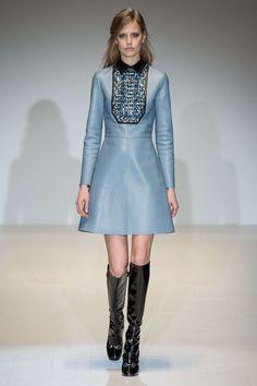 Gucci Automne/Hiver 2014, Womenswear - Défilés (#17895)