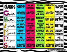 Sensational Social Studies: Classroom Management