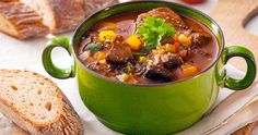 Mulligan Stew: Warming Comfort Food for Cold Days (beef broth soup recipes mom) Crock Pot Recipes, Beef Recipes, Soup Recipes, Cooking Recipes, Easy Recipes, Potluck Recipes, Beef Dishes, Food Dishes, Meat Recipes