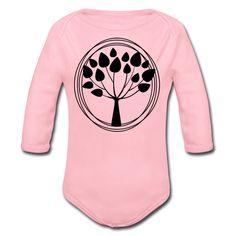 Geschenke Shop   Lebensbaum - Baby Bio-Langarm-Body Kind Mode, Babys, Onesies, Sweatshirts, Sweaters, Kids, Clothes, Fashion, Babies