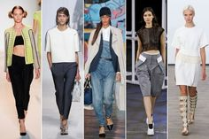 Spring 2014 Trends at New York Fashion Week