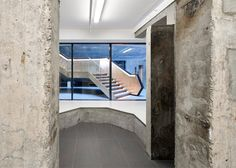 """Studio RHE creates """"London's first cycle-in office"""""""