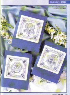 Gallery.ru / Фото #44 - Cross Stitch Card Shop 37 - WhiteAngel