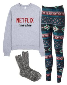 """""""Lazy Sunday at home"""" by gemini-lady ❤ liked on Polyvore featuring J.Crew"""