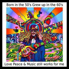 Peter Max reworked