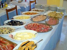Presentazione buffet