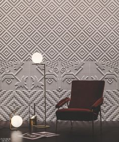 PIBIONES tridimensional stone panel designed by for PH Stylist Paolo Gagliardi… Hotel Carpet, Diy Carpet, Wall Carpet, Decorative Wall Panels, 3d Wall Panels, Wall Design, House Design, Stone Panels, Carpet Trends