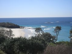 Frenchmans Beach, Point Lookout.