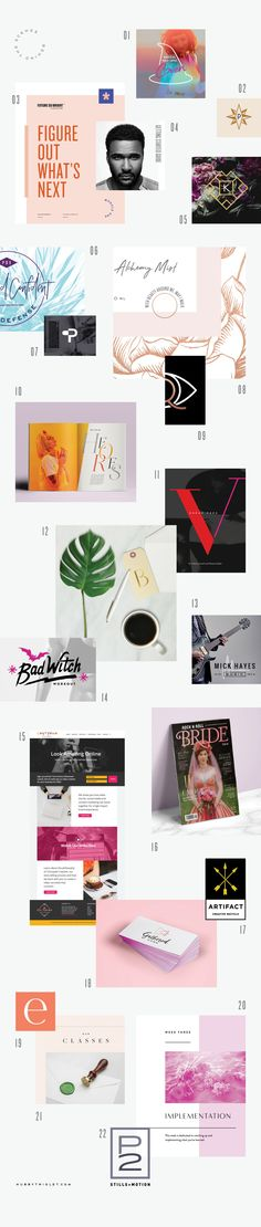 Currently 01: A Peek Into The Graphic Design Side Of Life