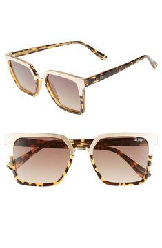 8c077013728 Quay Australia x Jaclyn Hill Upgrade 55mm Square Sunglasses