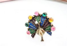 Western Colorful Vintage Ring Proud as A Peak on BuyTrends.com, only price $4.00