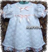 Платье для принцессы с блестящим мастер-классом. (из интернета) - Вязание для детей - Страна Мам