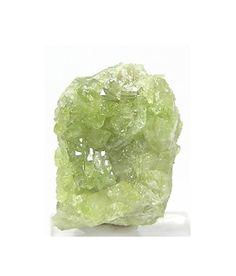 Green Vesuvianite Idocrase Crystal Cluster by FenderMinerals,